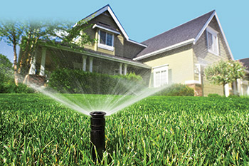 Lawn Irrigation Traut Companies Wells Drilling Water